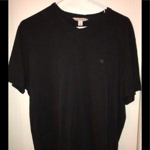 Men's Calvin Klein v-neck shirt
